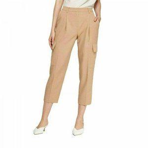 3/$20 Prologue Plus 10 14 Pants Crop Khaki Tan